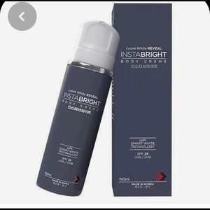 Instabright whitening lotion